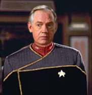 Edward Jellico Is Senior Most Fleet Admiral In Starfleet And Commander Chief He Reports Directly To The President Of United Federation Planets