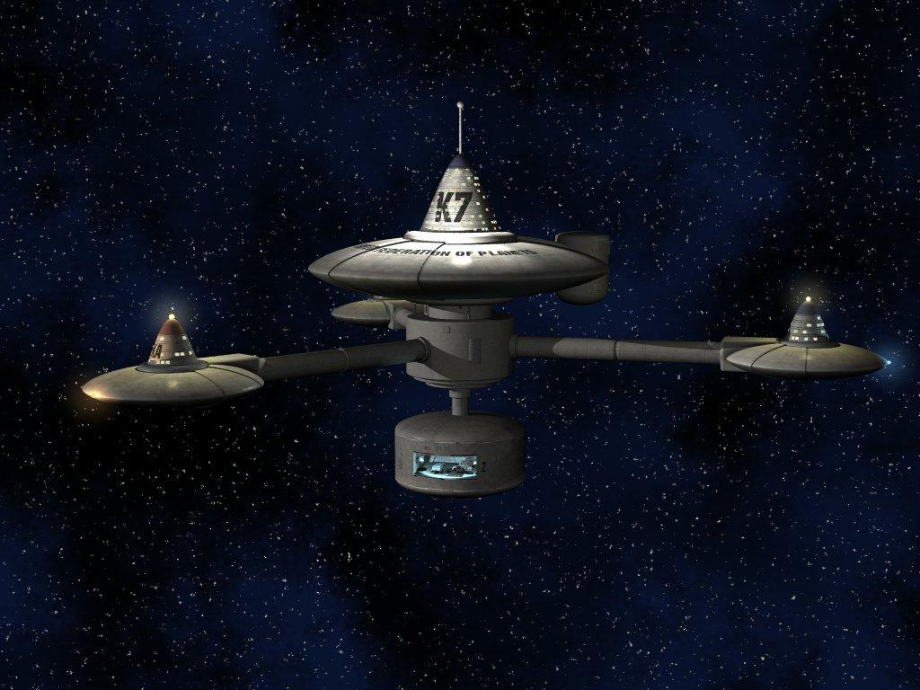 K7 Space Station - Star Trek: Forever RPG