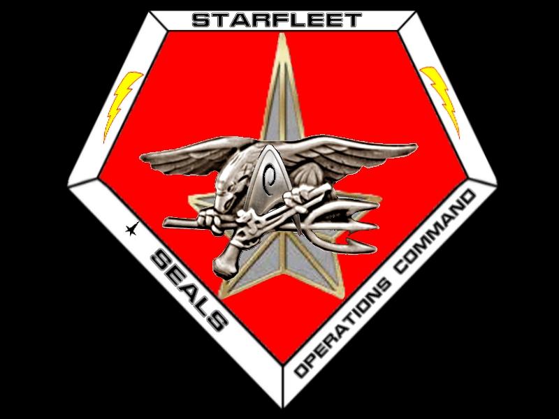Starfleet Seals Star Trek Forever Rpg